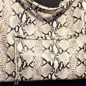 6126 Bags - ♦️SOLD♦️5126 by Lindsey Lohan snakeskin handbag
